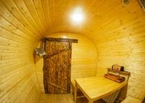 Баня на дровах Омск, 2-я Пригородная, 10