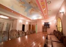 Зал Царский Центр отдыха Расслабоноff Омск, Поворотникова, 6