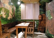 Зал Деревянный Сауна в ОЗ Союз Омск, Менжинского, 3 фотогалерея