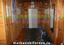 Зал №2 Сауна на Марка Никифорова Омск, Марка Никифорова, 9Зал №2 Сауна на Марка Никифорова Омск, Марка Никифорова, 9
