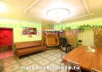 Зал №3 Сауна на Марка Никифорова Омск, улица Марка Никифорова, 9