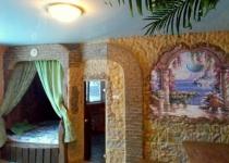 Зал Лагуна Сауна Старый замок Омск, Рабочая 18-я, 31