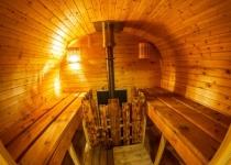 3 Баня-бочка Баня на дровах Омск, 2-ая Пригородная, 10
