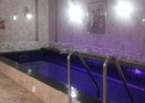 Сауна с бассейном Сауна в РГК Русский Клуб Омск, Кордная 5-я, 63в