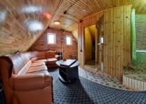 2 Зал Уютный Баня на дрова Омск, 2-ая Пригородная, 10