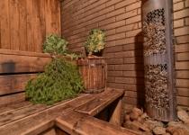 1 Зал Дружный Баня на дровах Омск, 2-ая Пригородная, 10